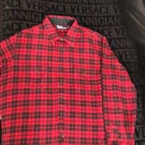 Classic Polo Lumberjack Flannel